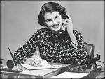 They've been secretaries since they looked like this.