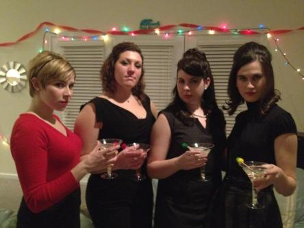 Mad Men New Years 2013